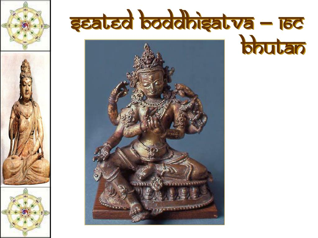 Seated Boddhisatva – 16c