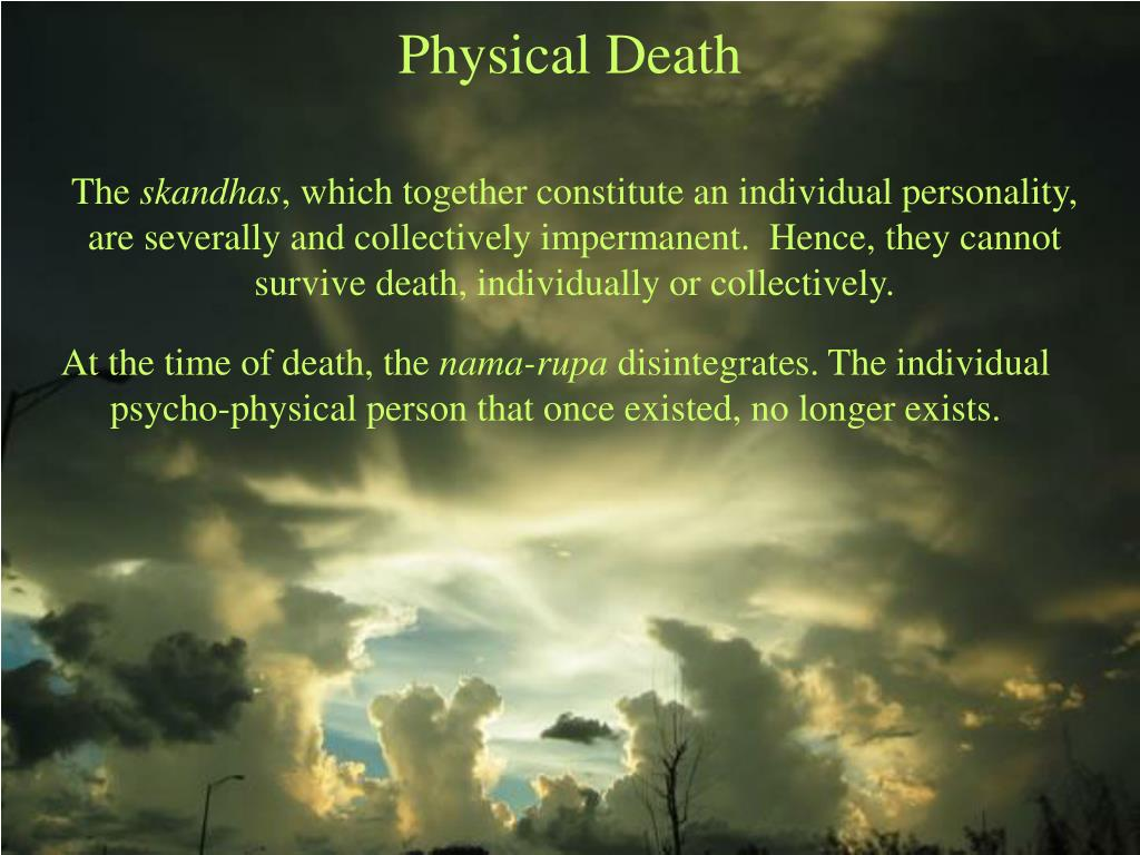 Physical Death
