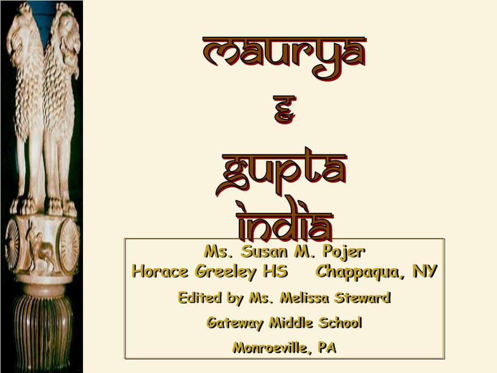 Maurya
