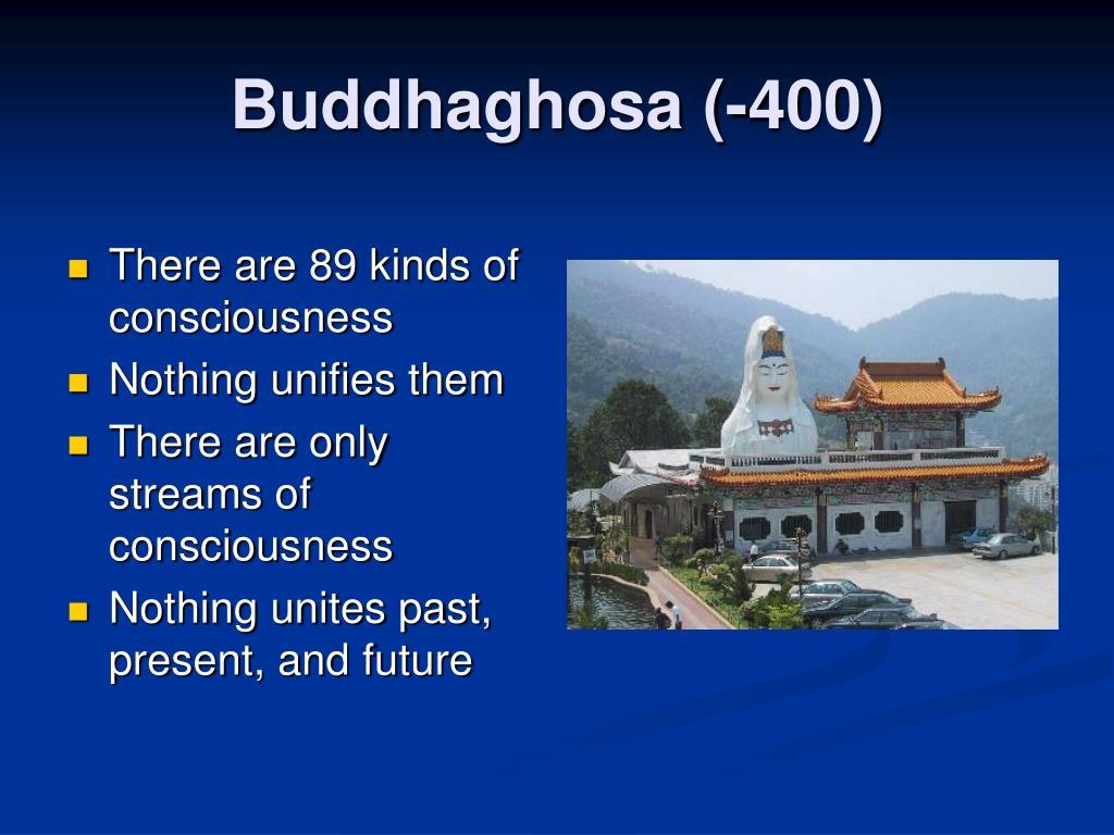 Buddhaghosa (-400)