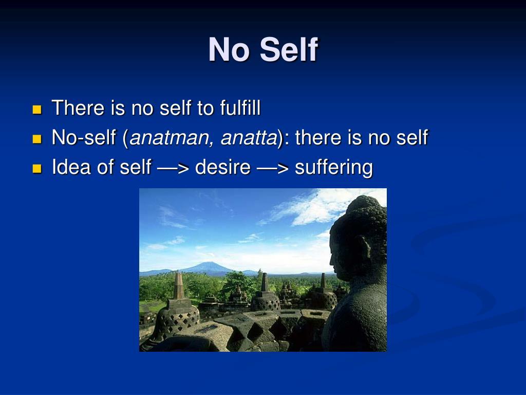 No Self