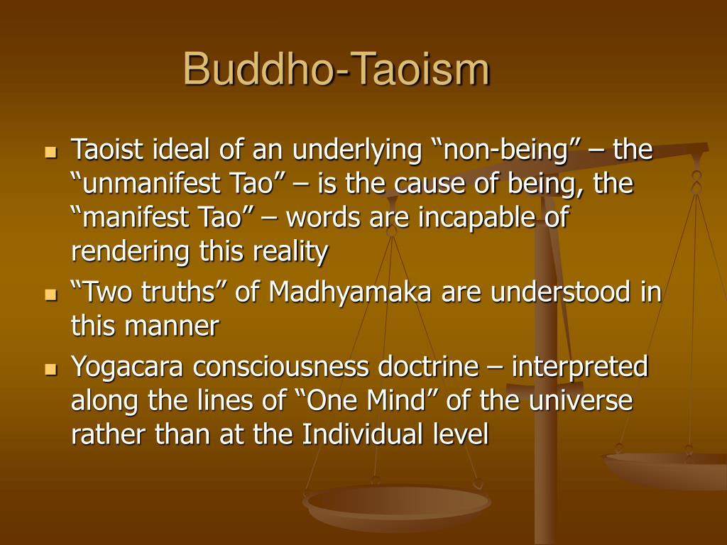 Buddho-Taoism