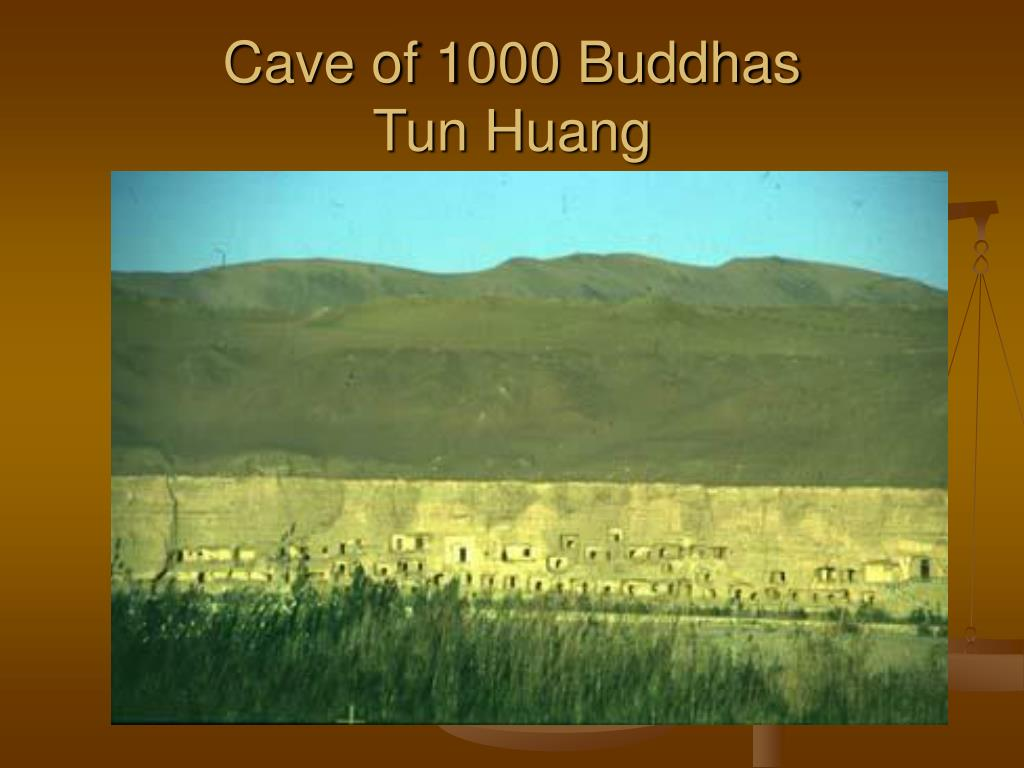Cave of 1000 Buddhas