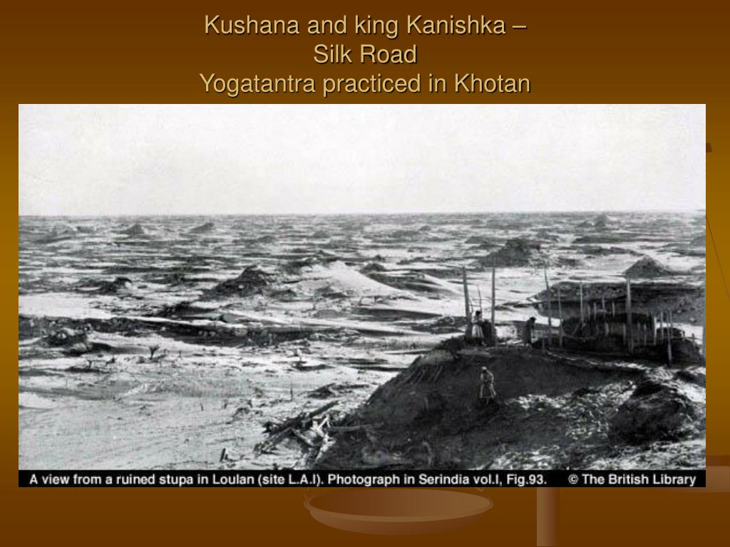 Kushana and king Kanishka –