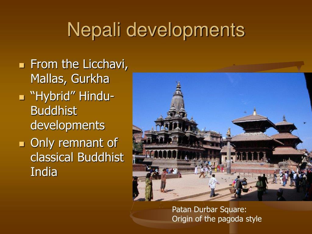 Nepali developments