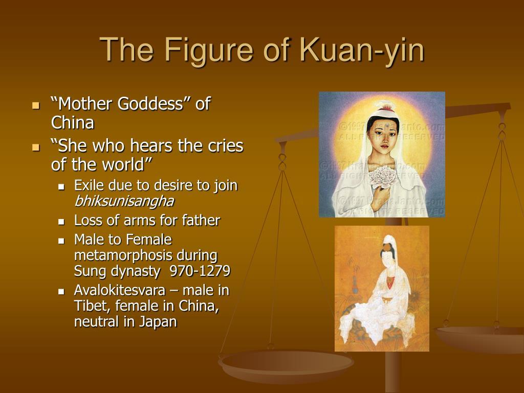 The Figure of Kuan-yin