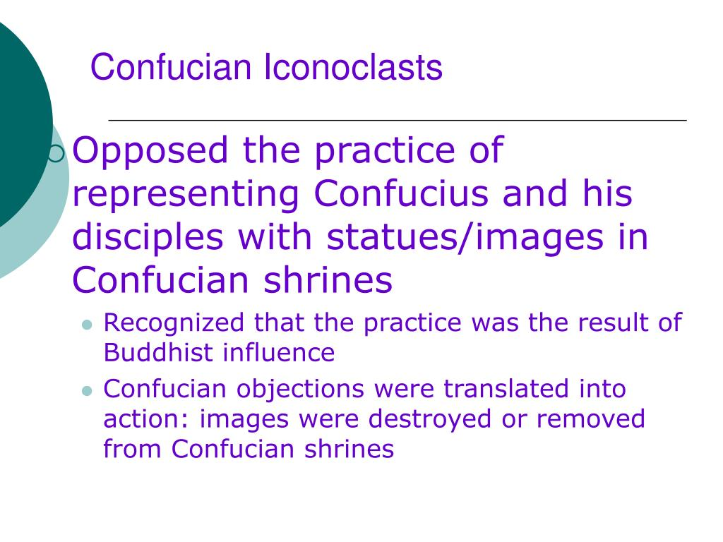 Confucian Iconoclasts