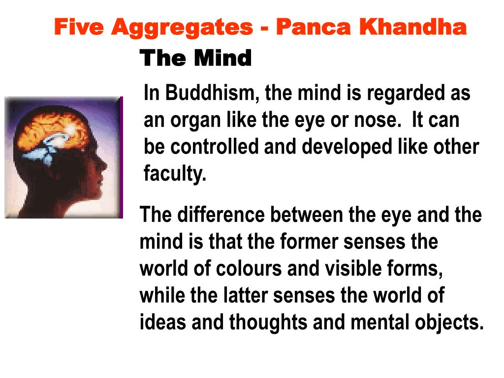 Five Aggregates - Panca Khandha