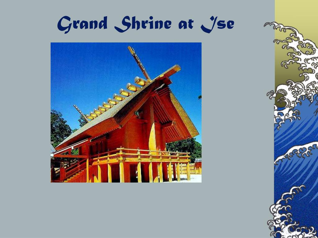 Grand Shrine at Ise