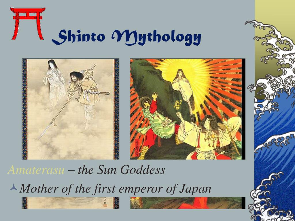 Shinto Mythology