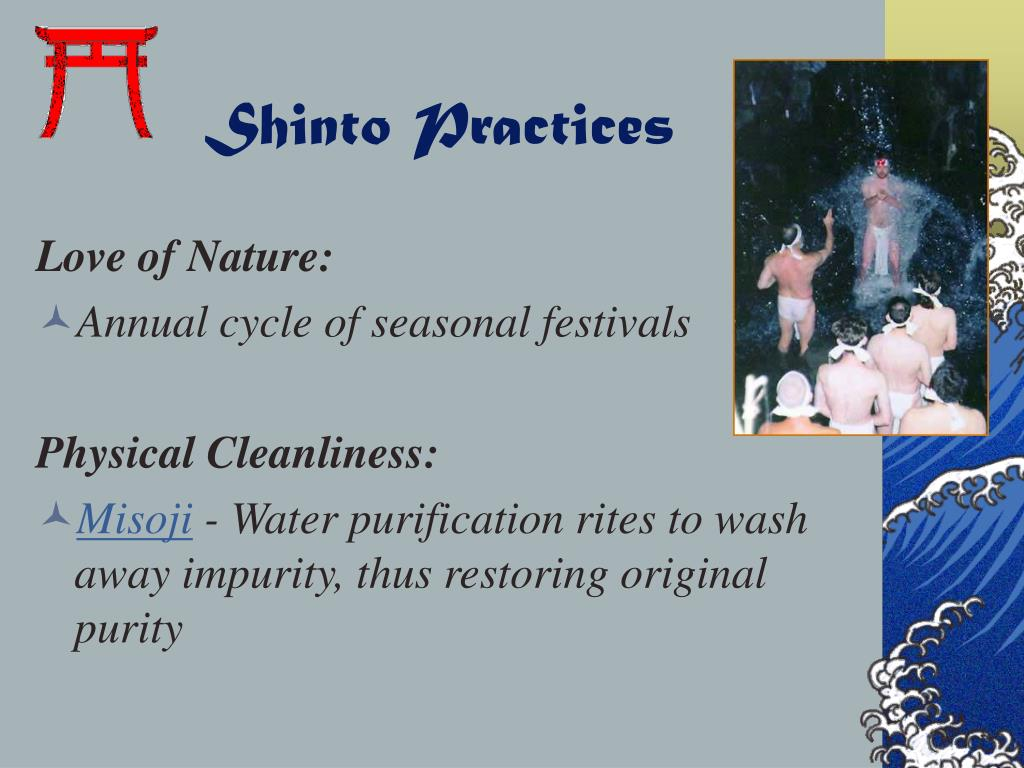 Shinto Practices