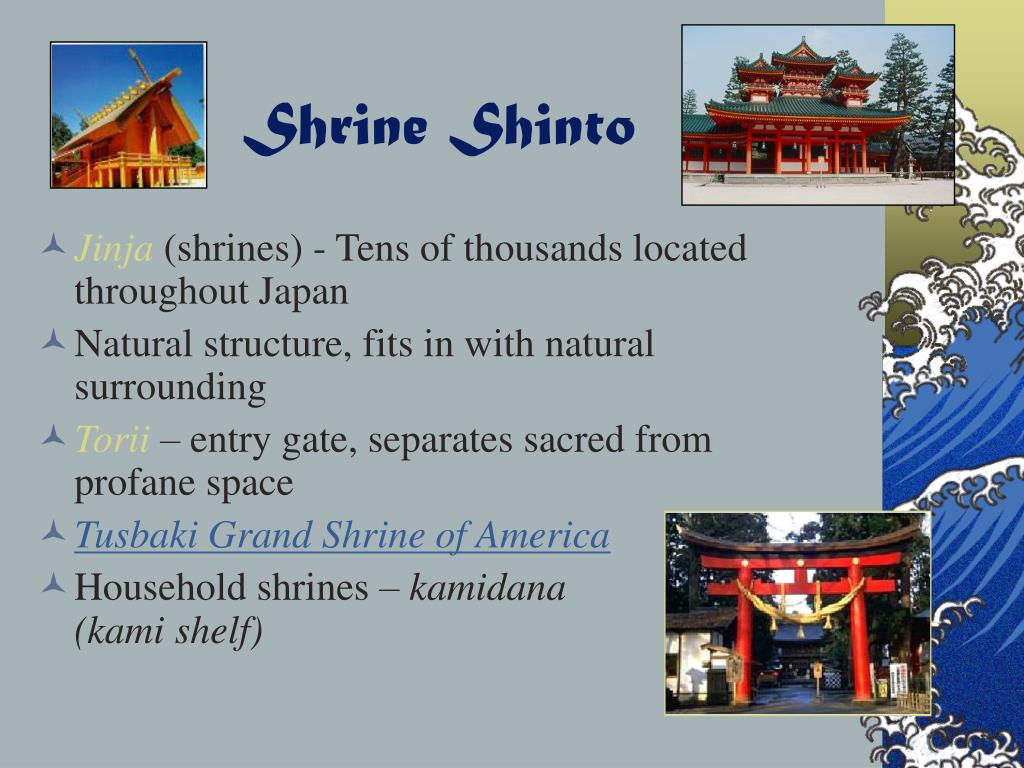 Shrine Shinto
