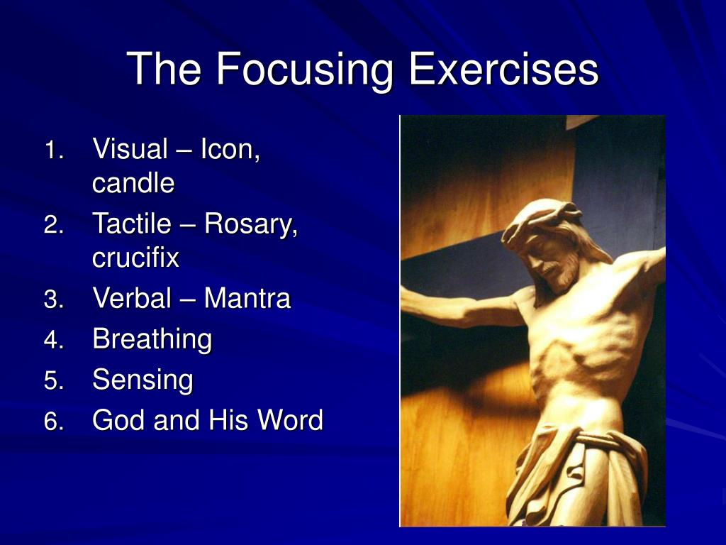 The Focusing Exercises