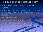 conditional probability8
