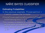na ve bayes classifier27