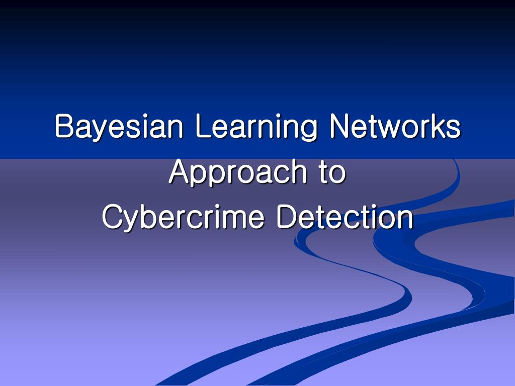 Bayesian Learning Networks