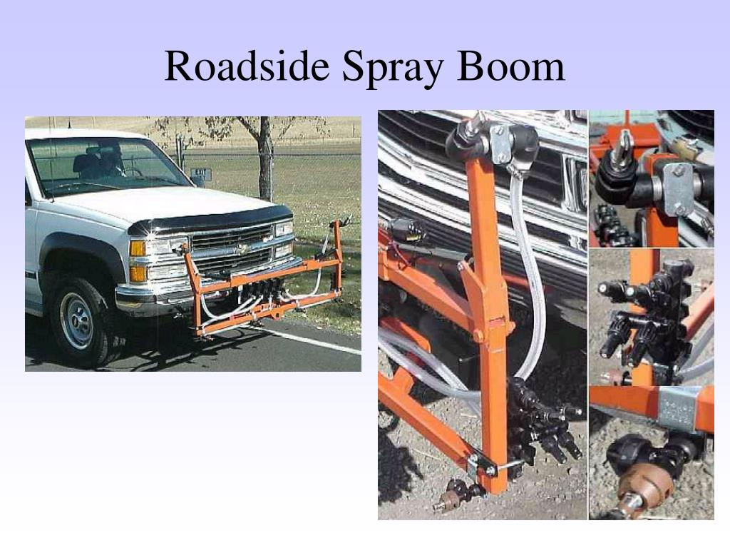 Roadside Spray Boom