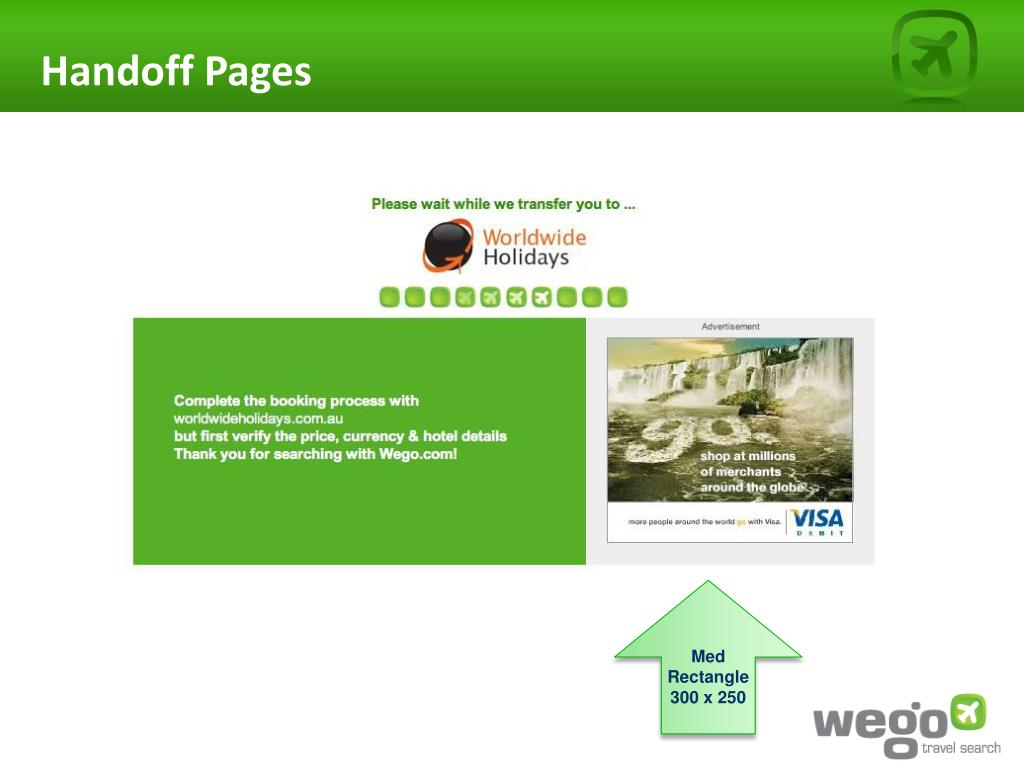 Handoff Pages