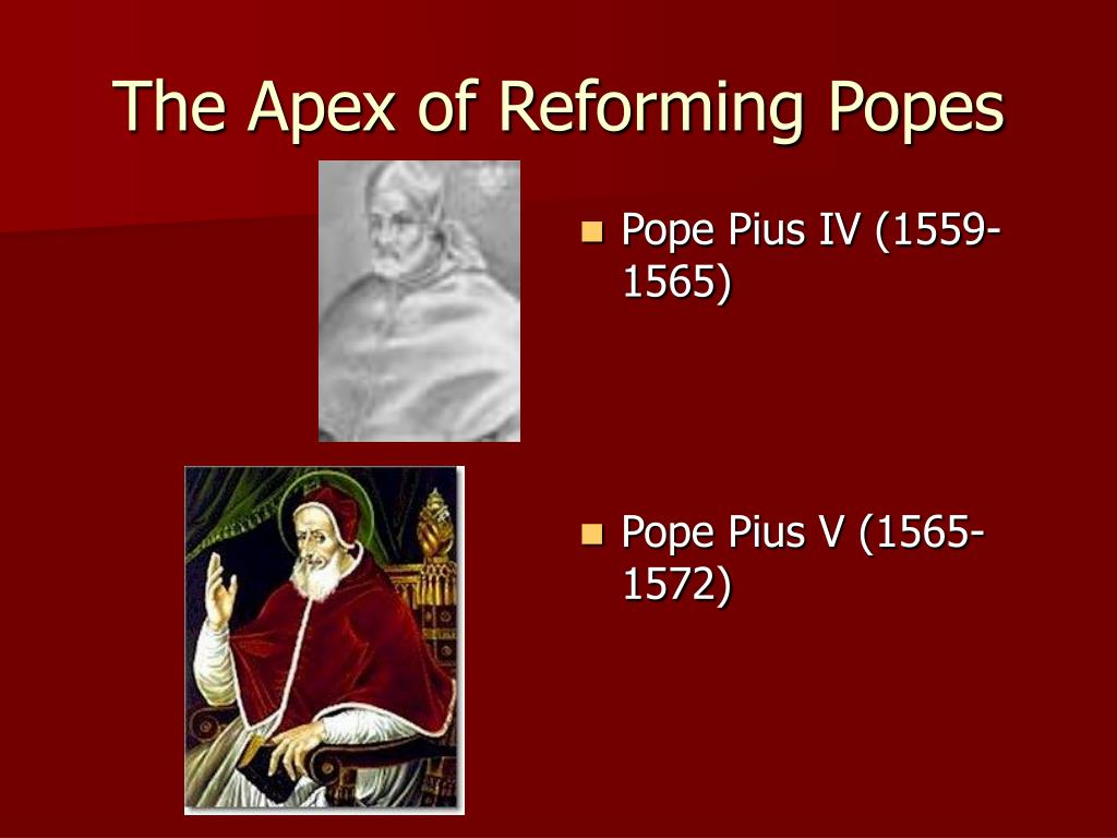 The Apex of Reforming Popes