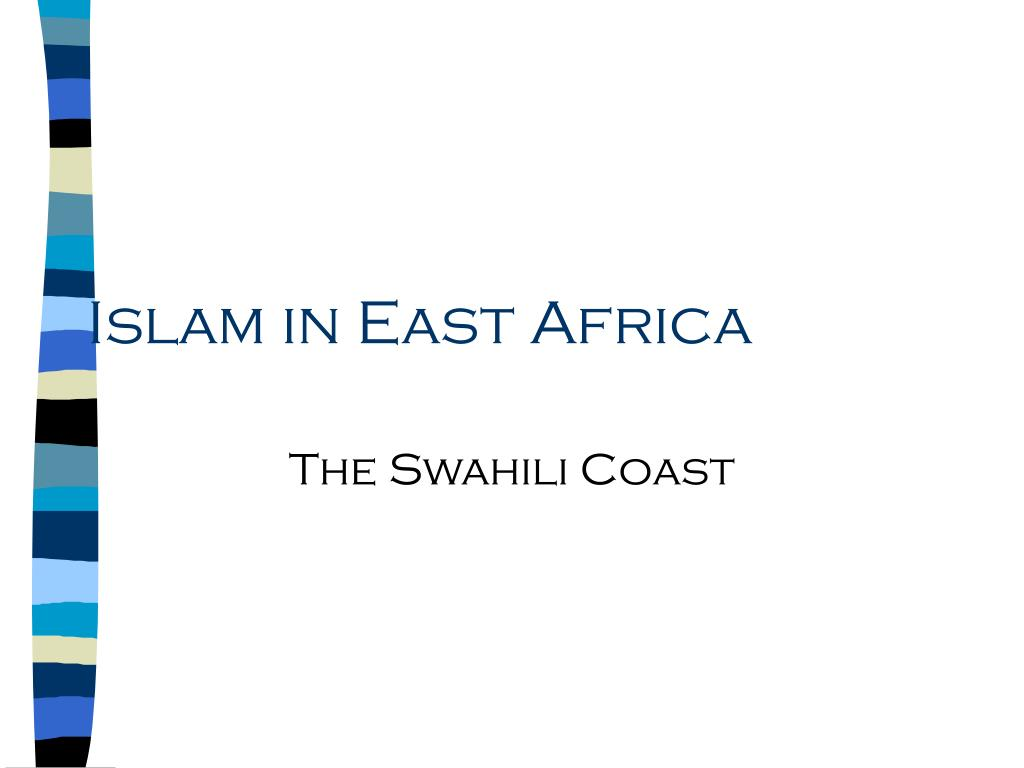 Islam in East Africa