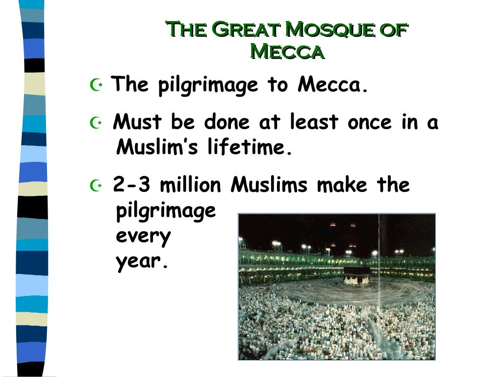 The Great Mosque of Mecca