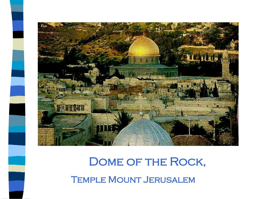 Dome of the Rock,
