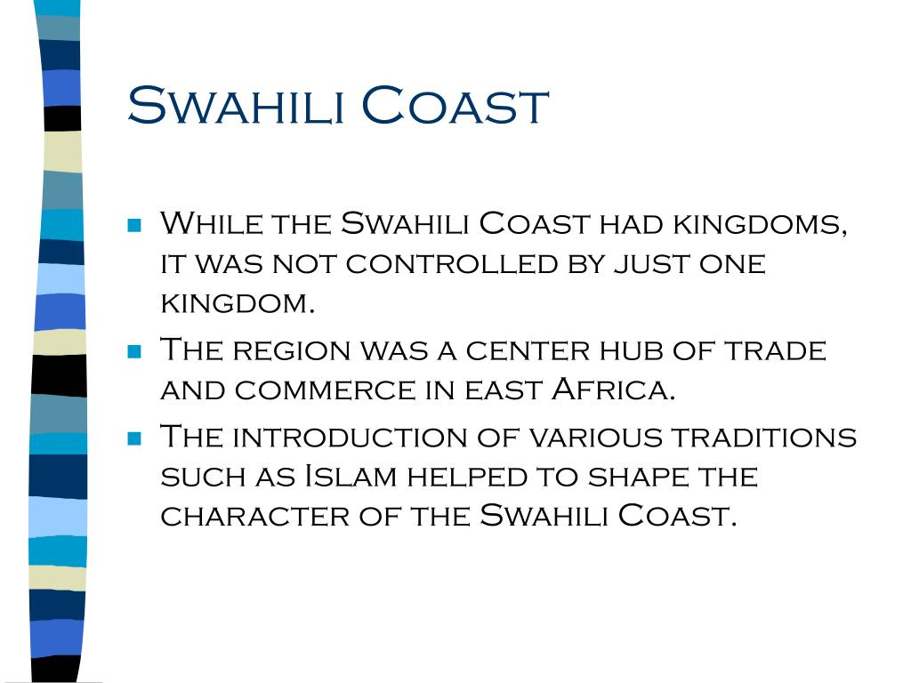 Swahili Coast