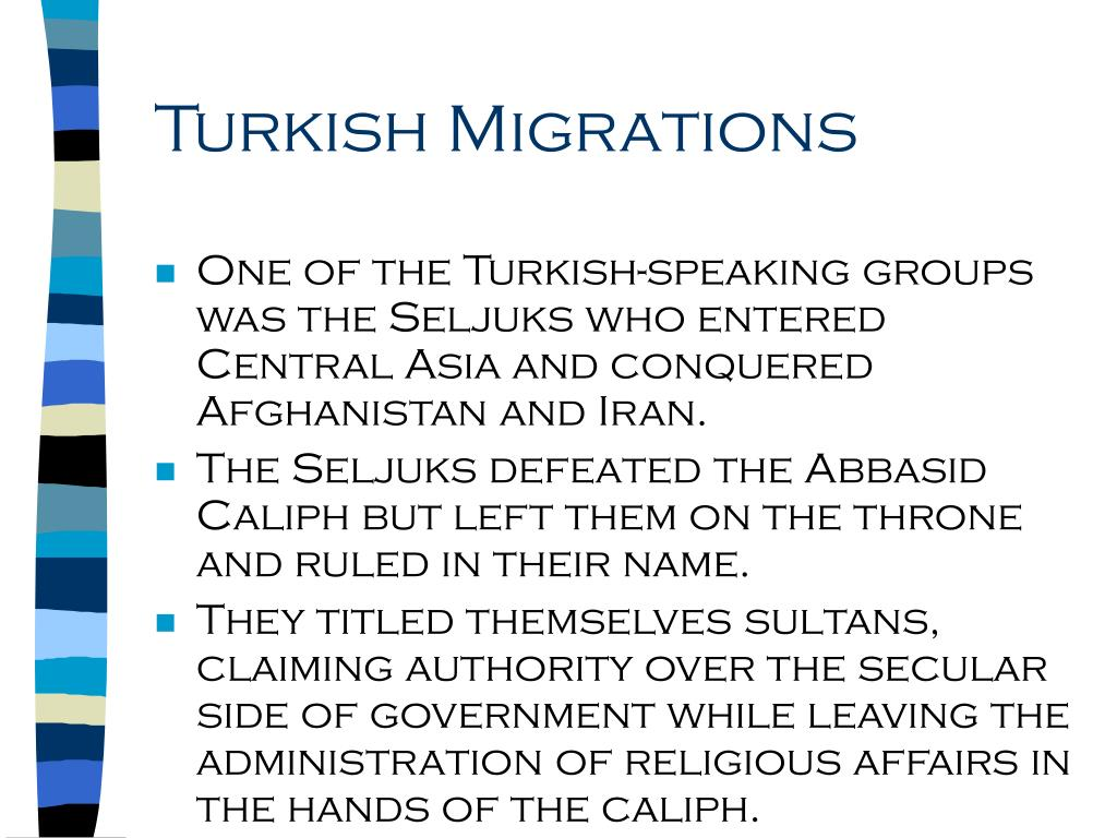 Turkish Migrations