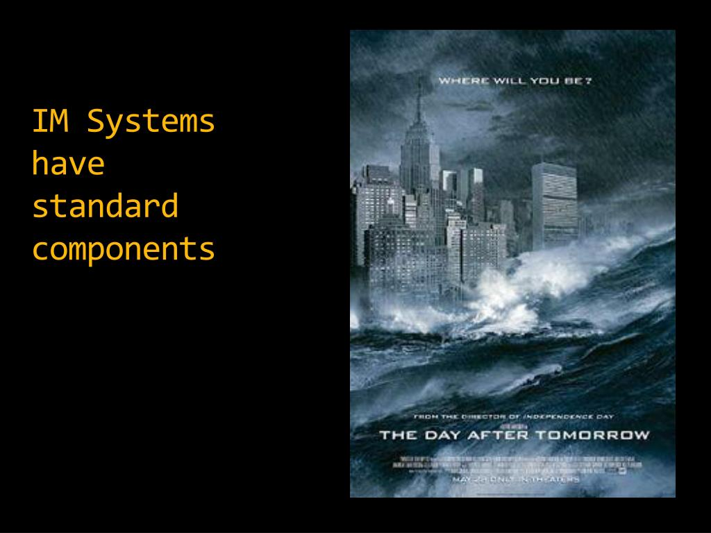 IM Systems