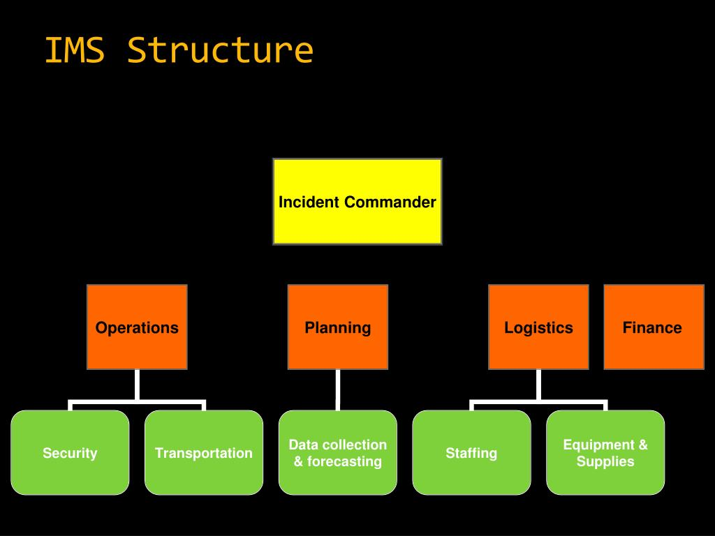IMS Structure