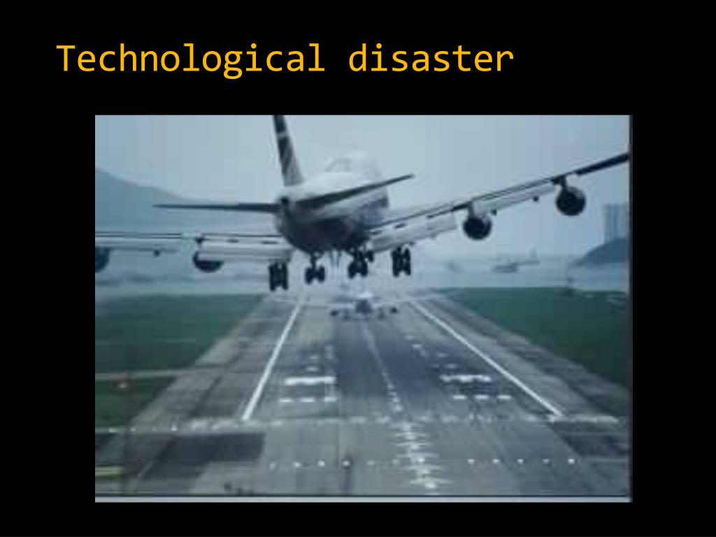 Technological disaster