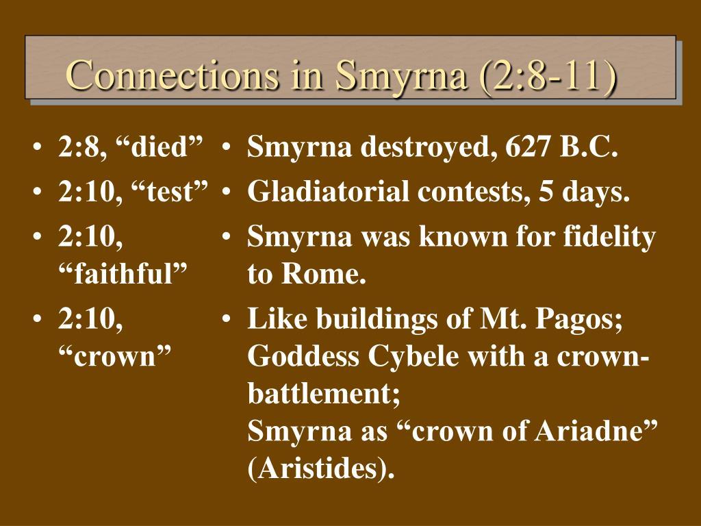 Smyrna destroyed, 627 B.C.