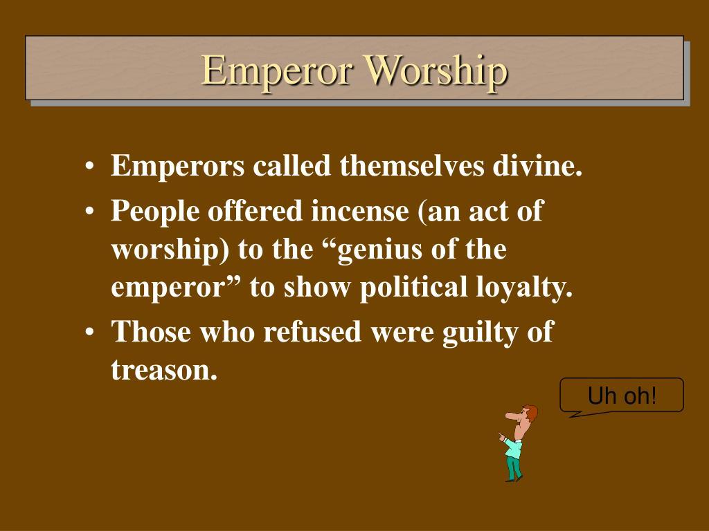 Emperor Worship