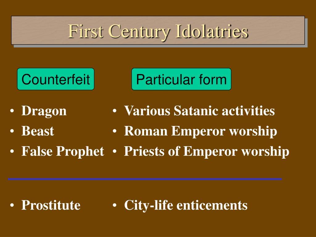 Various Satanic activities