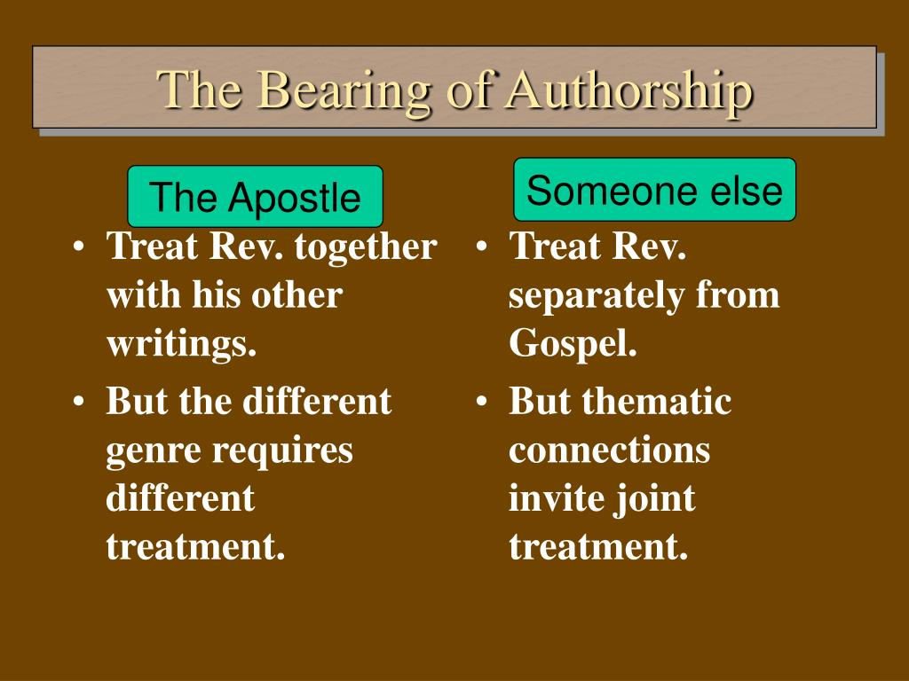 Treat Rev. together with his other writings.