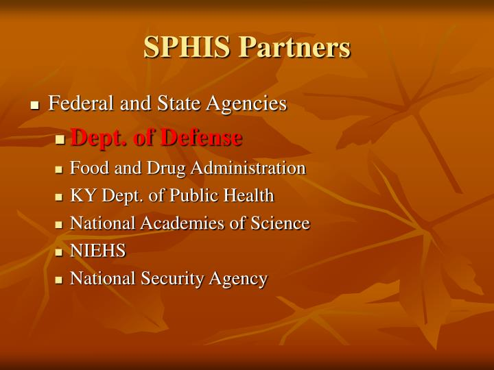 SPHIS Partners