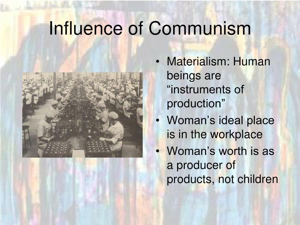 Influence of Communism