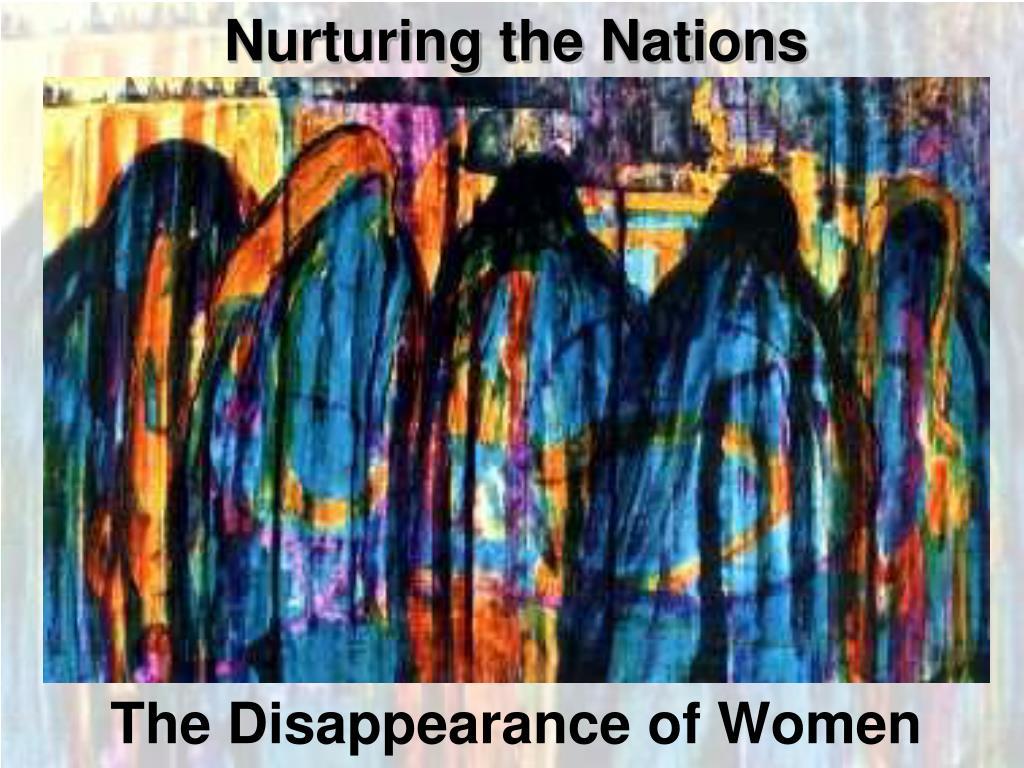 Nurturing the Nations