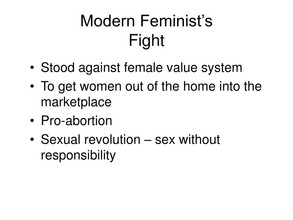 Modern Feminist's