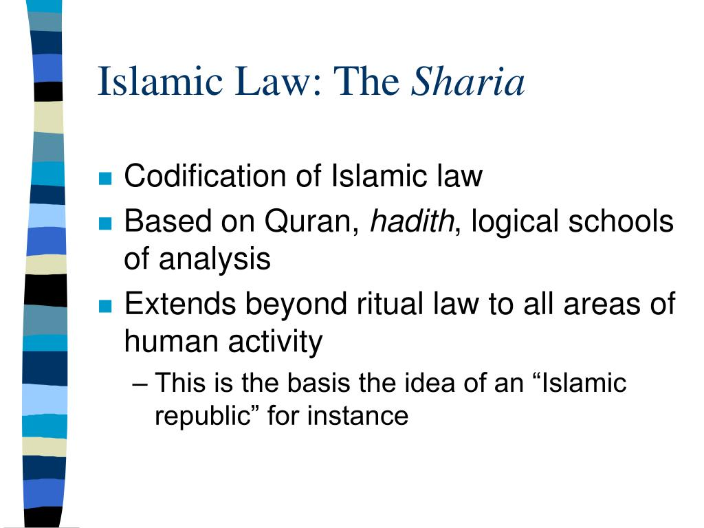 Islamic Law: The