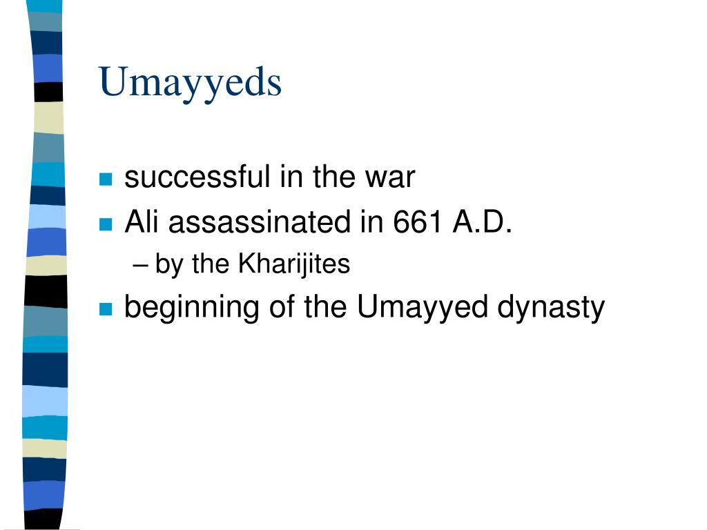 Umayyeds
