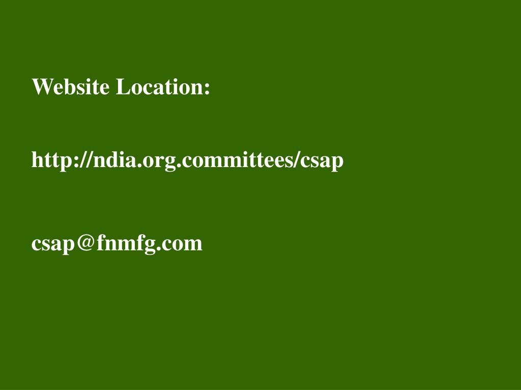Website Location: