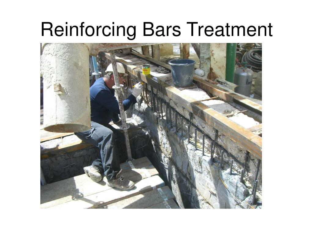 Reinforcing Bars Treatment