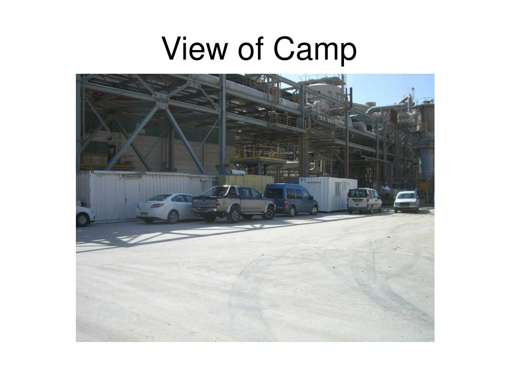 View of Camp