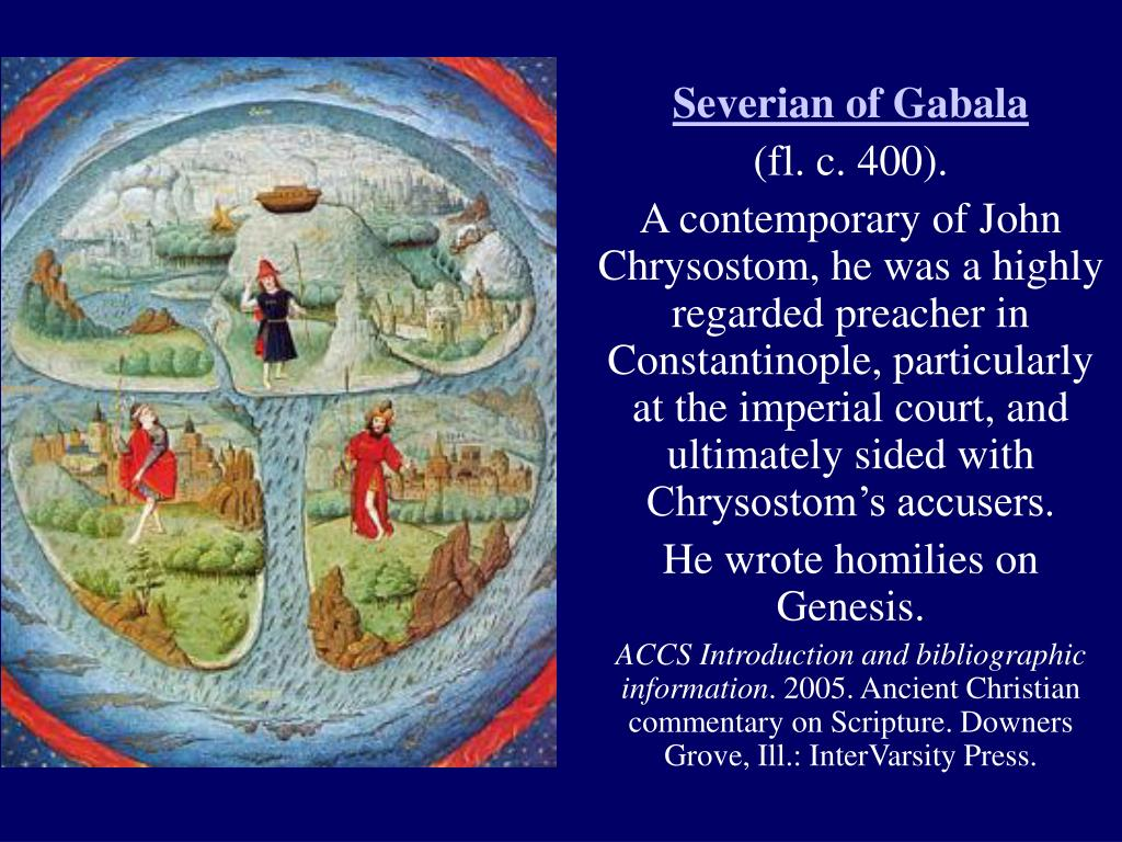 Severian of Gabala