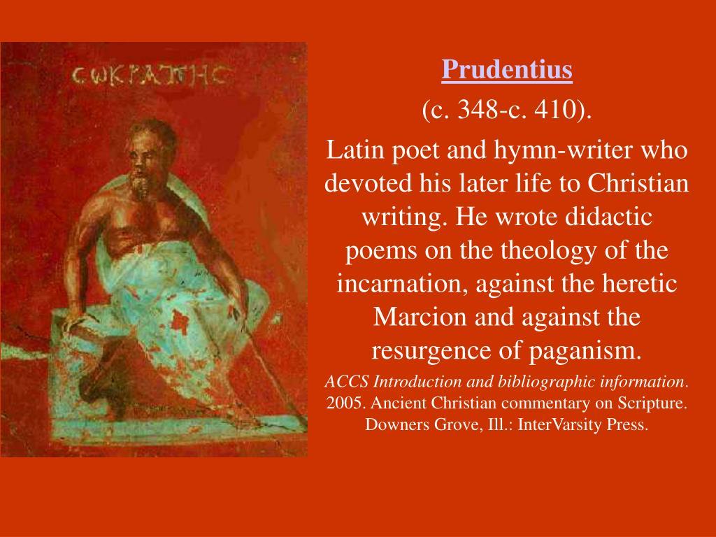 Prudentius