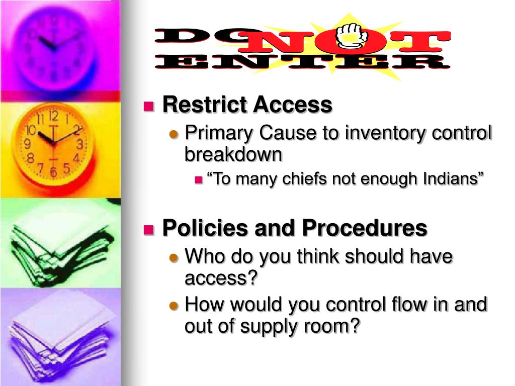 Restrict Access