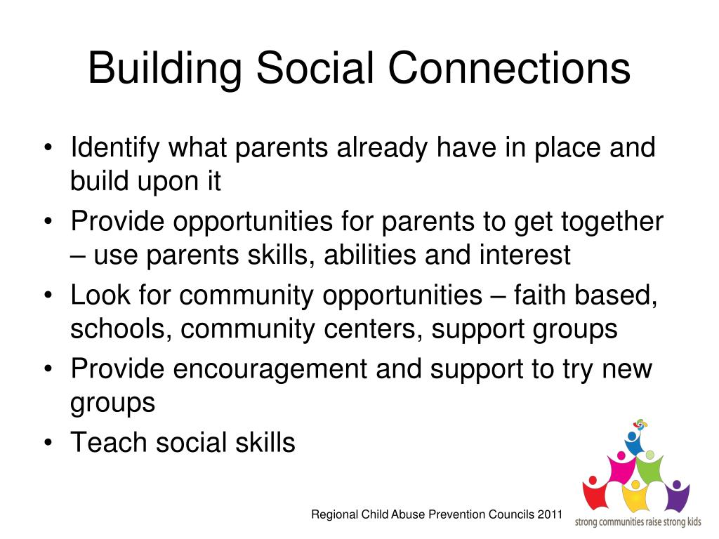Building Social Connections