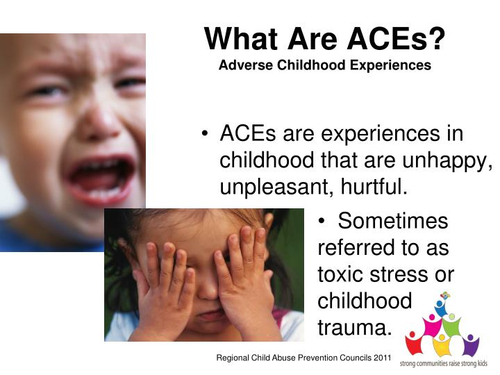What are aces adverse childhood experiences l.jpg