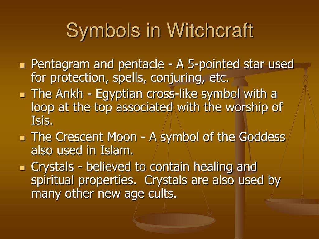 Symbols in Witchcraft